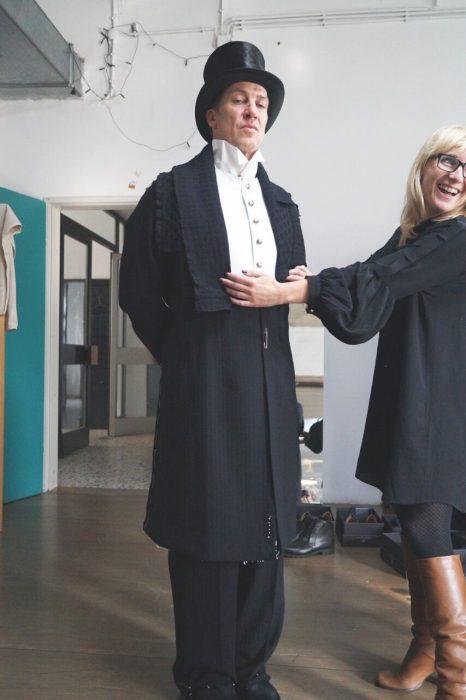 Kostümbildnerin Monika Buttinger