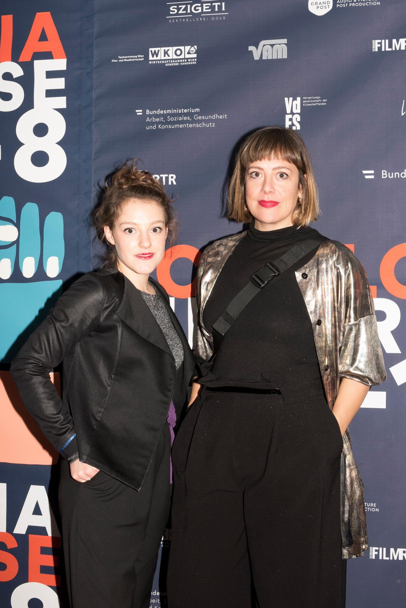 Katharina Mückstein und Sophie Stockinger