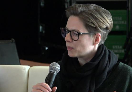 Zum Nach-Schauen: Gender Equality Talk 2016