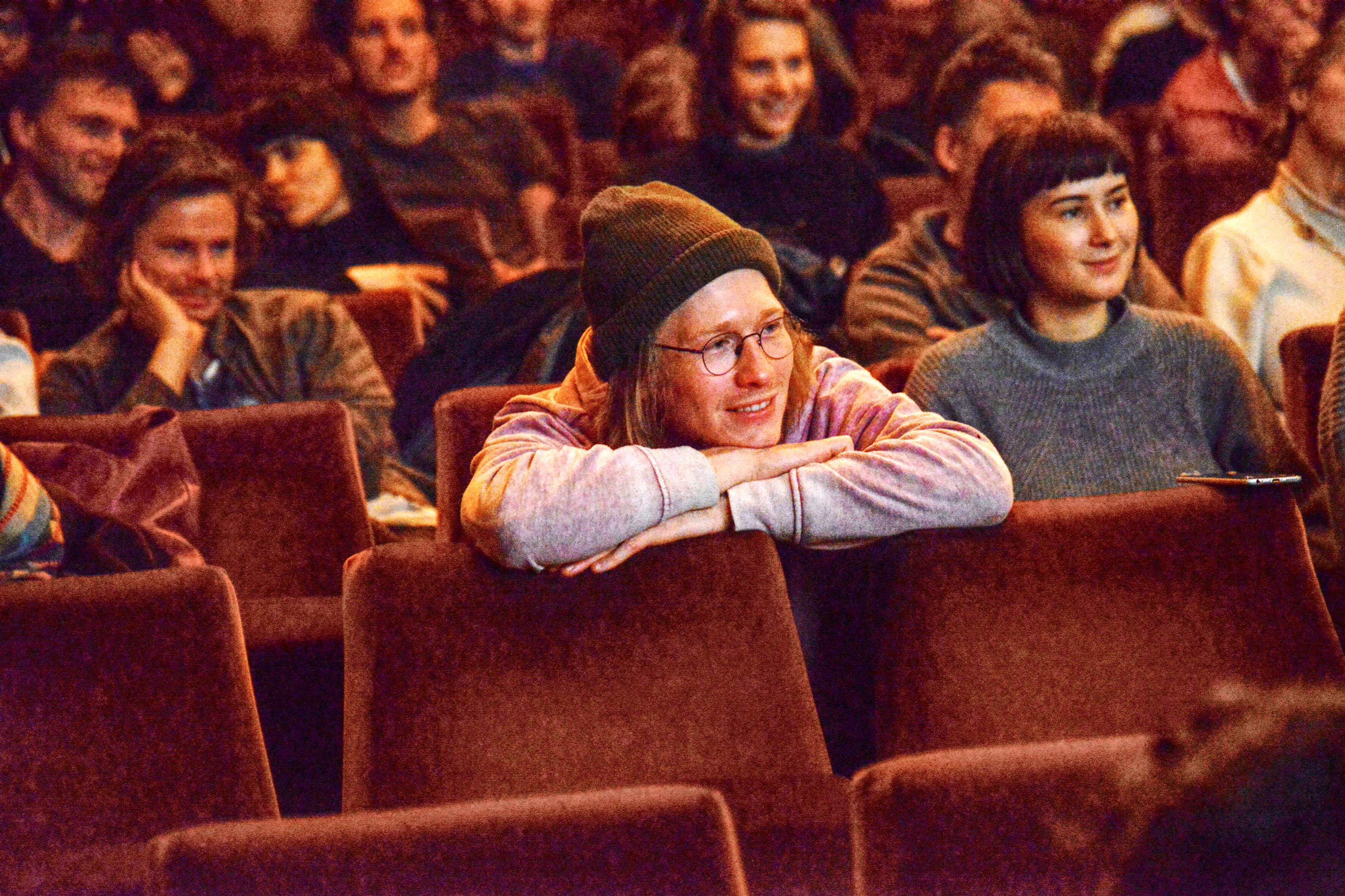 Kinosalon mit Maren Ade - Tag 2