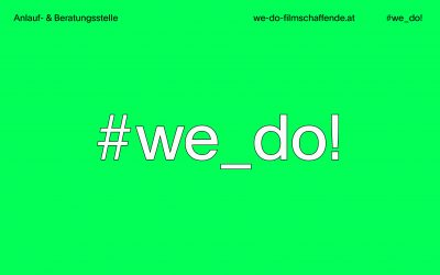 Veranstaltung zur Initiative #we_do!