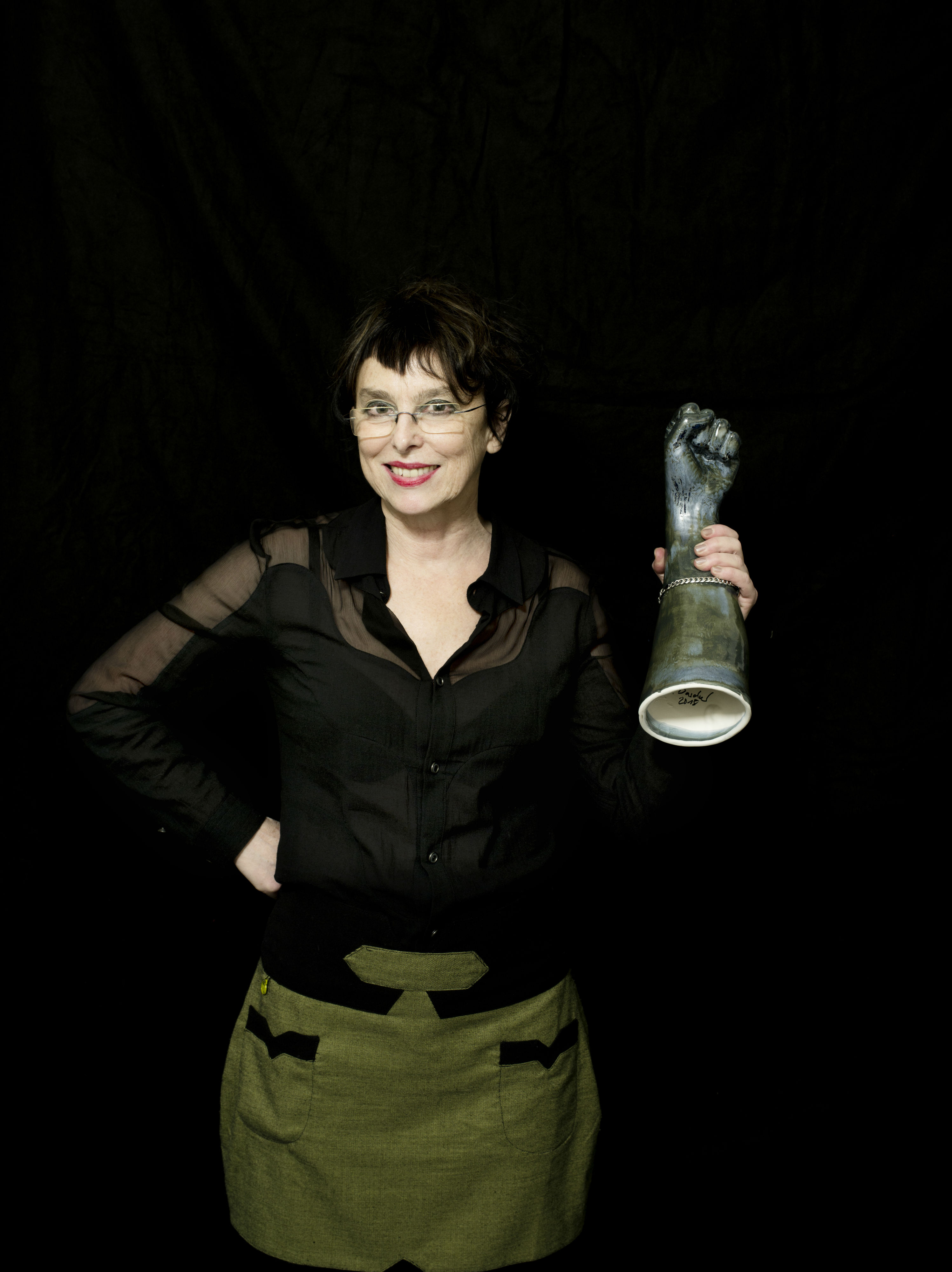 Rede zu den FC-Gloria Filmpreisen 2018 von Karina Ressler